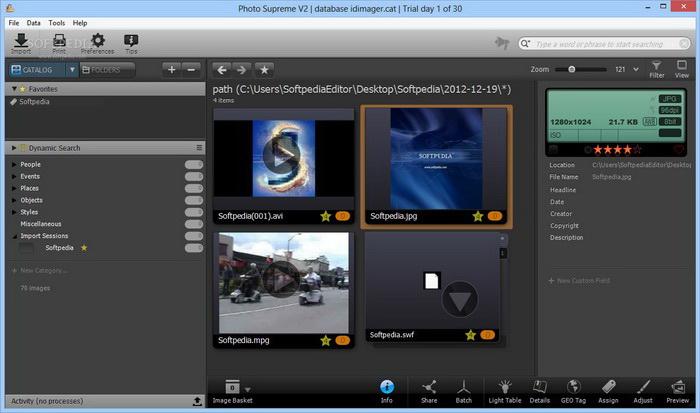 Photo Supreme For SQLServer