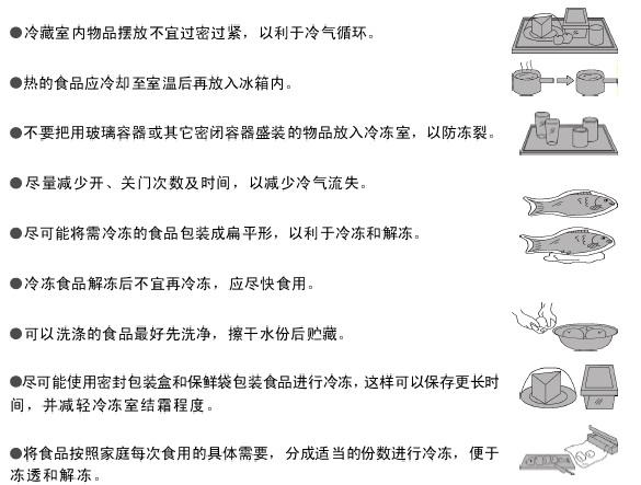 伊莱克斯电冰箱BCD-231EA型使用说明书