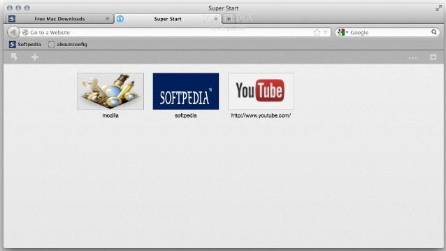 Super Start For Mac