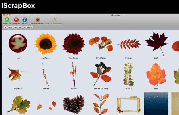 iScrapBox For Mac