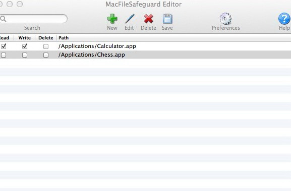 MacFileSafeguard For Mac