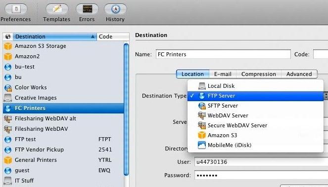 Deliver Express Standard  For Mac