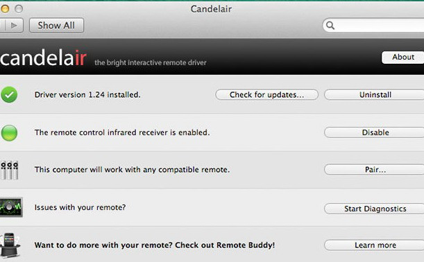 Candelair For Mac