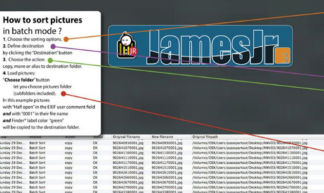 JamesJr For Mac