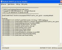 Nullsoft SHOUTcast for Windows(32-bit)