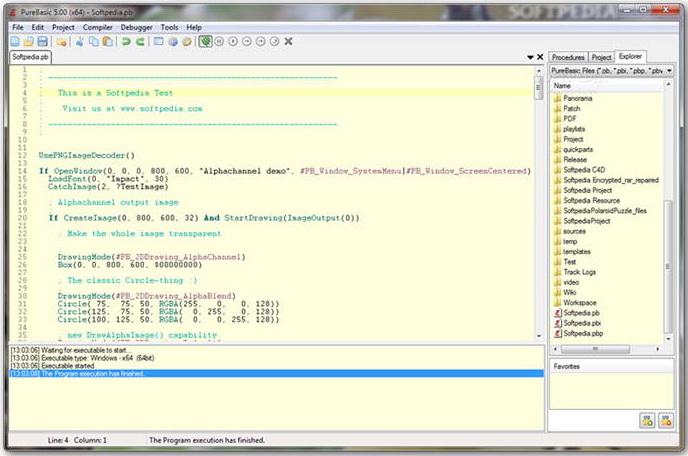 PureBasic for Mac (x64)