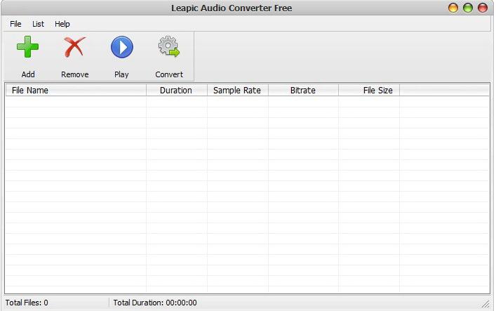 Leapic Audio Converter Free