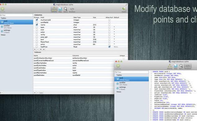 SQLite Professional For Mac