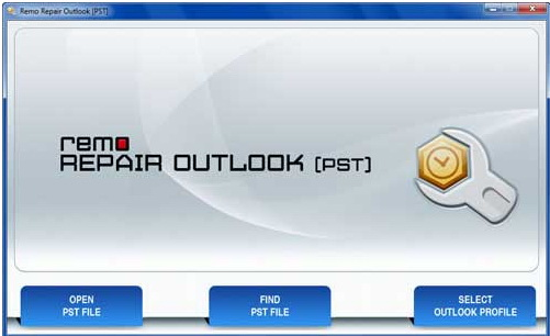 Repair PST File Software