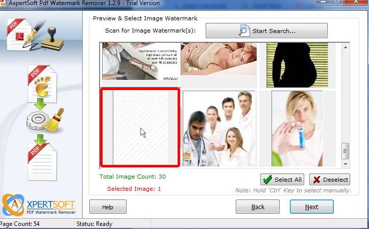 PDF Watermark Remover
