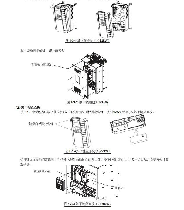 富士FRN132G11S/P11S-4CX变频器说明书