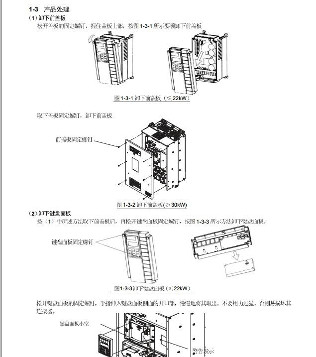富士FRN355G11S/P11S-4CX变频器说明书