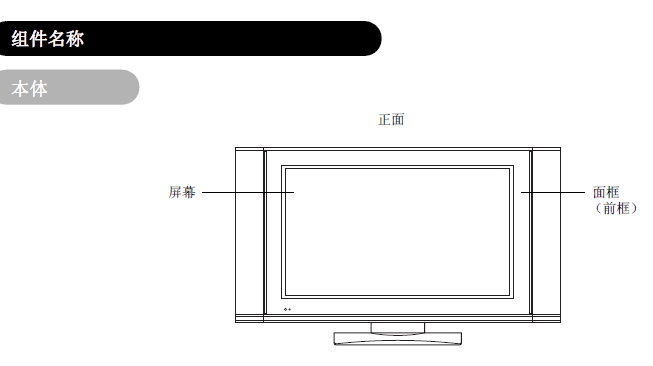 日立液晶电视32LD7900TC型使用说明书