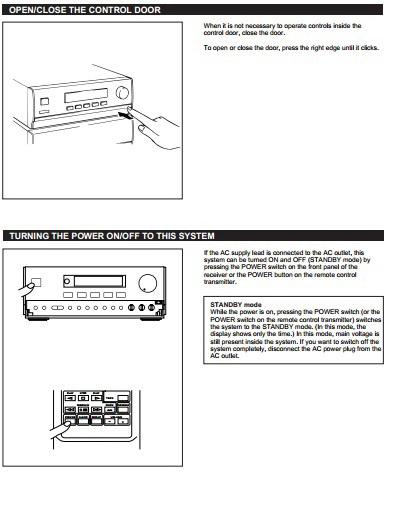雅马哈CC-70W声乐处理器说明书