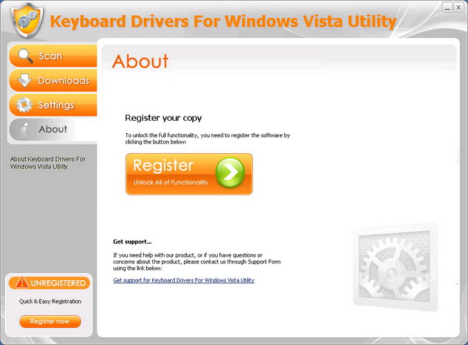 Keyboard Drivers For Windows Vista Utility