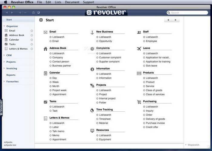 Revolver Server