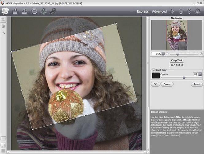 AKVIS Magnifier Plugin For Mac