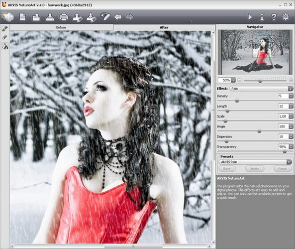 AKVIS NatureArt Plugin For Mac
