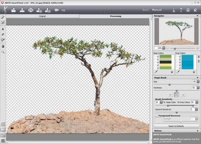 AKVIS SmartMask Plugin For Mac