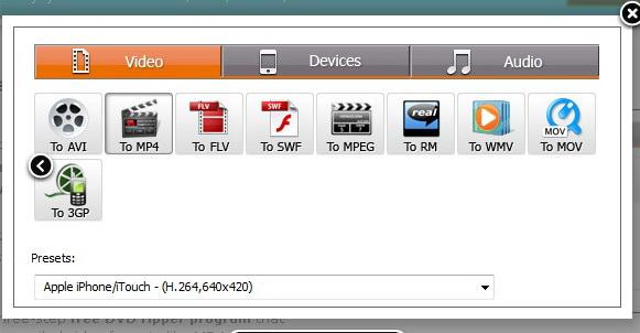 Freemore DVD Copy