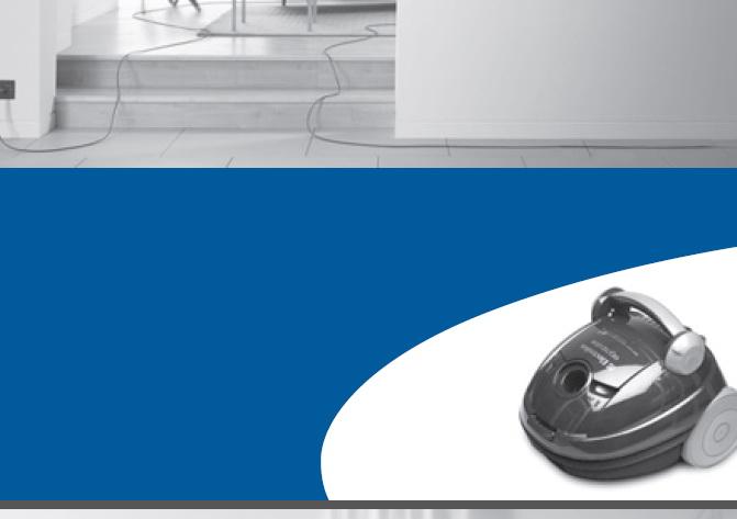 伊莱克斯清洁吸尘器ZE2248型使用说明书