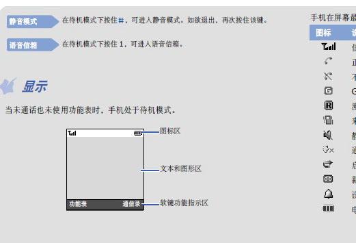 三星SGH-B308手机使用说明书