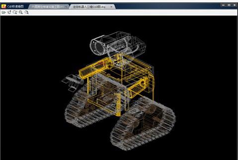 CAD迷你看图之极客版