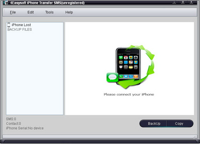4Easysoft iPhone Transfer SMS