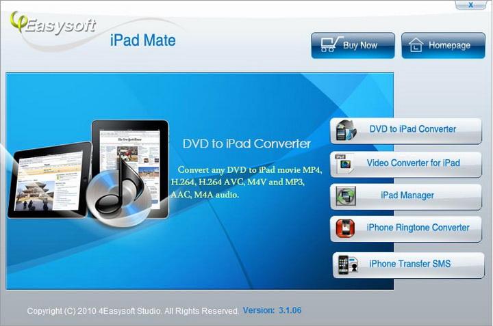 4Easysoft iPad Mate