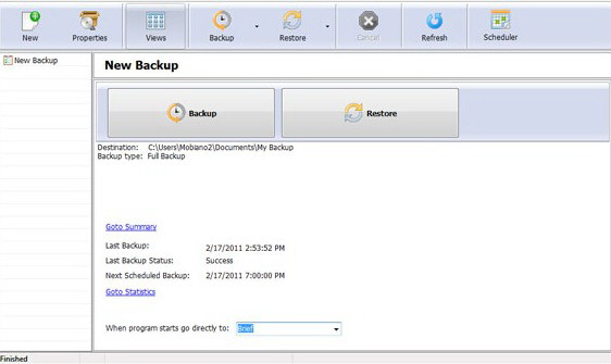 Boxoft Easy Backup