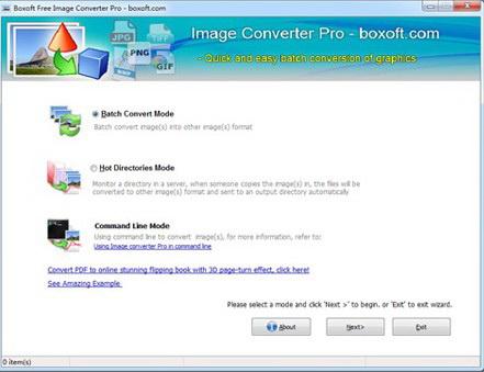 Boxoft Free Image Converter