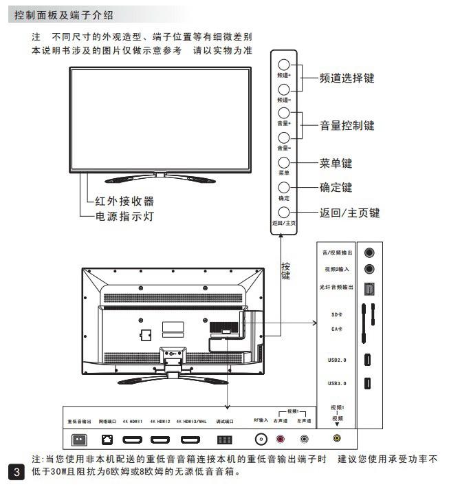 创维42E8EUS液晶彩电使用说明书