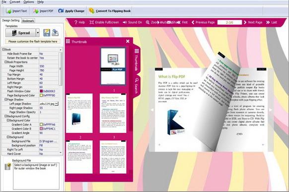 Boxoft Free Online Flipbook Creator