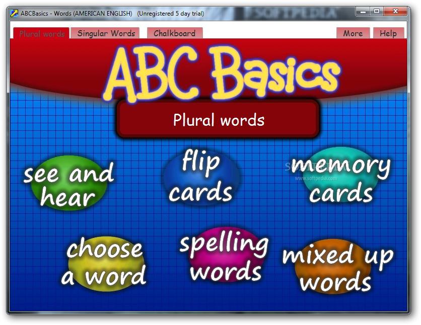 ABCBasics - Words