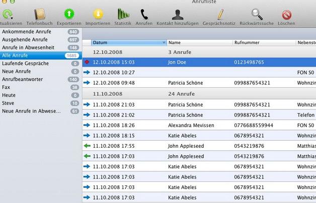 Dial!List For Mac