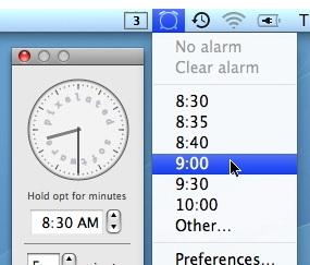 TinyAlarm For Mac