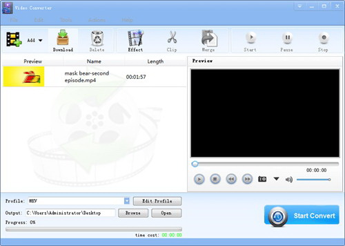 Lionsea Video Converter Ultimate