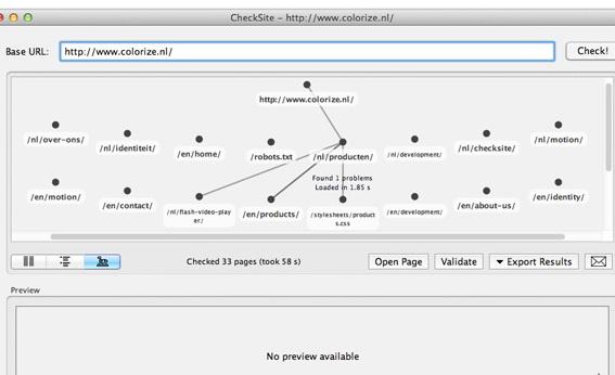 CheckSite For Mac