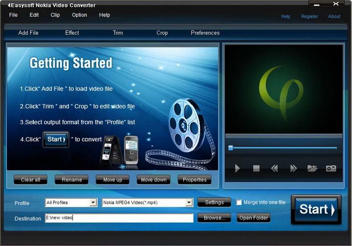 4Easysoft Nokia Video Converter