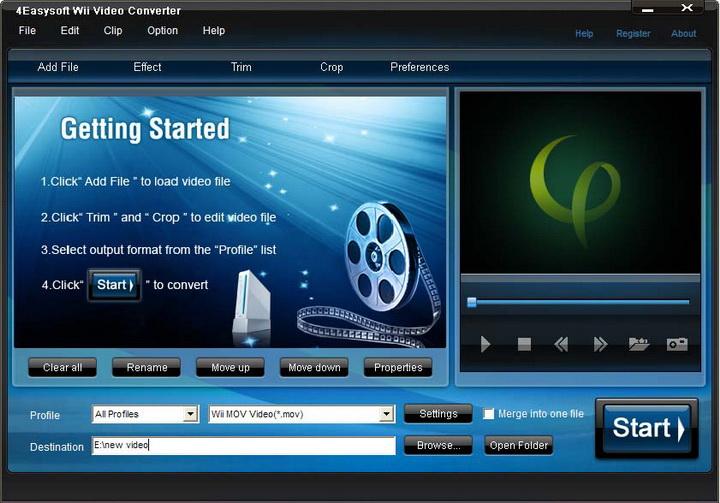 4Easysoft Wii Video Converter