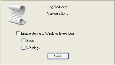 Log Redirector