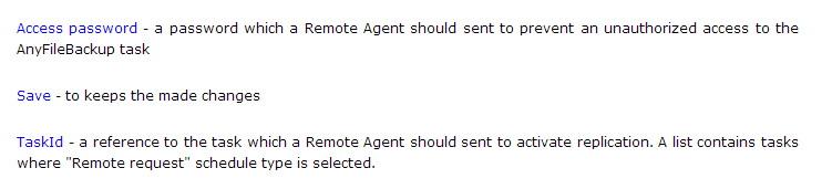 Remote Agent