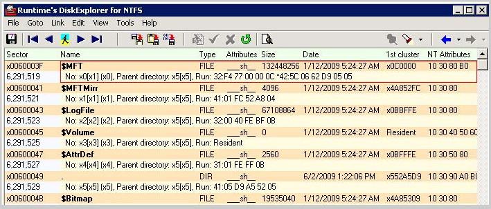 DiskExplorer for Linux