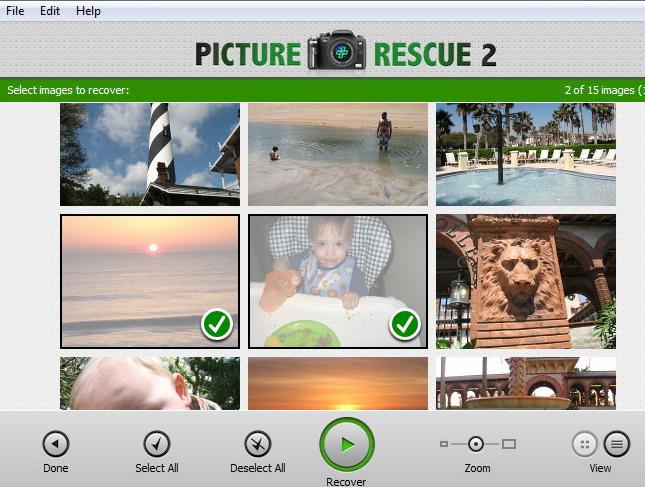 Picture Rescue For Mac