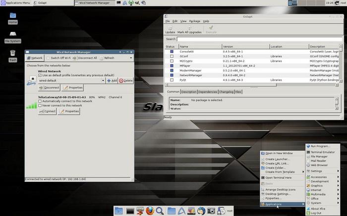 SlackEX For Linux