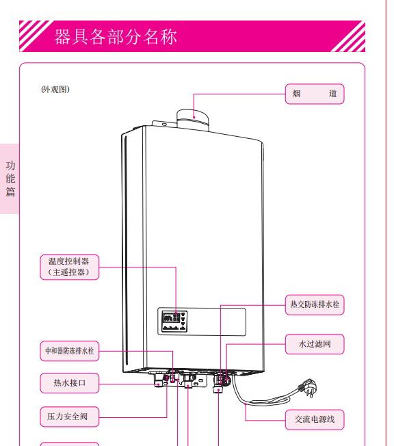 林内sq31-ck热水器使用说明书