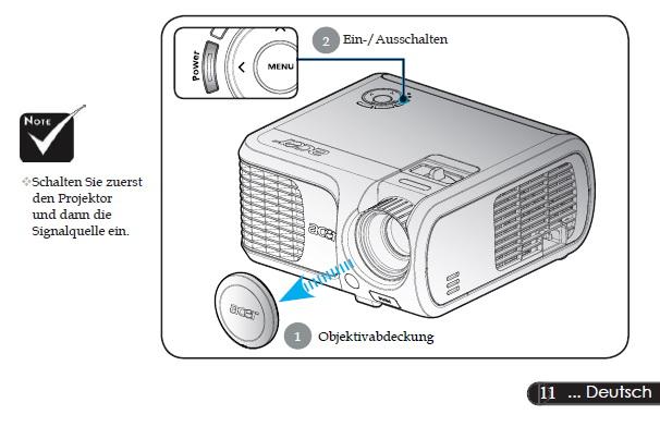 宏基X1161投影机使用说明书