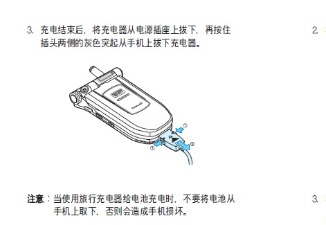 三星SCH-X319手机使用说明书