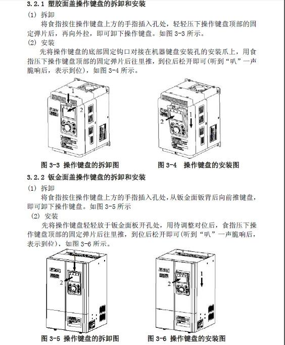 易能EDS3000-4T0055变频器使用说明书