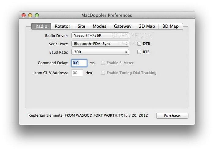MacDoppler For Mac